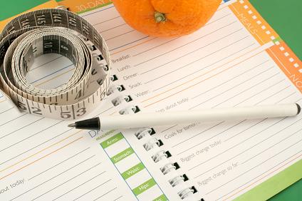 Il mio diario della dieta Dukan