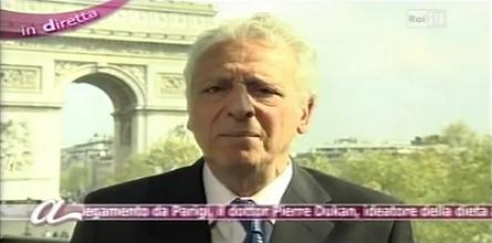Lorella Landi intervista Pierre Dukan