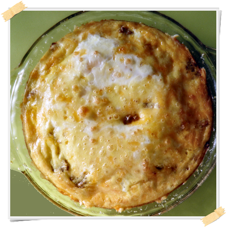 Dieta Dukan, una ricetta facile: la frittata di ricotta