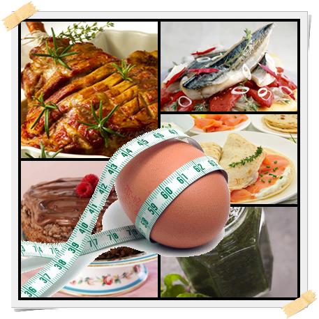 Ricette Dukan per il menù di Pasqua