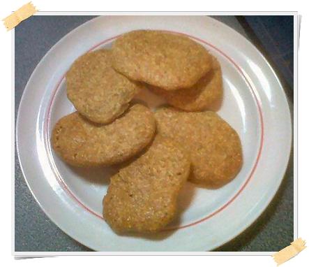 Ricetta Dukan dei biscotti alla crusca