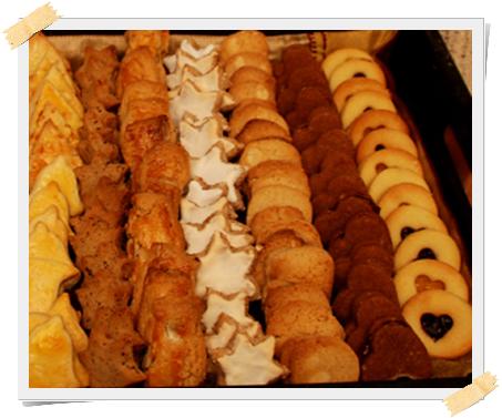 biscotti da te per la dieta Dukan