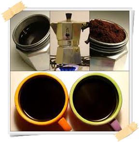 Cioccocaffè espresso