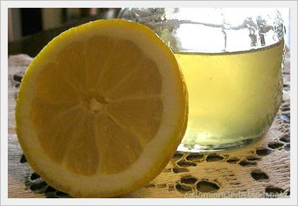 Acqua e limone per dimagrire