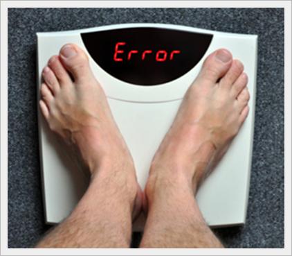 Perdere peso: errori da evitare