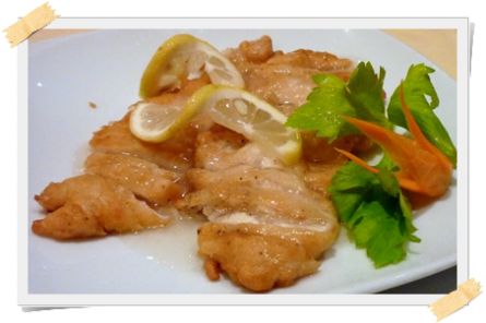 Ricetta Dukan del pollo all'orientale