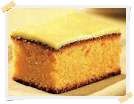 Ricette di dolci per la dieta Dukan: torta morbida con glassa alla creme brulee