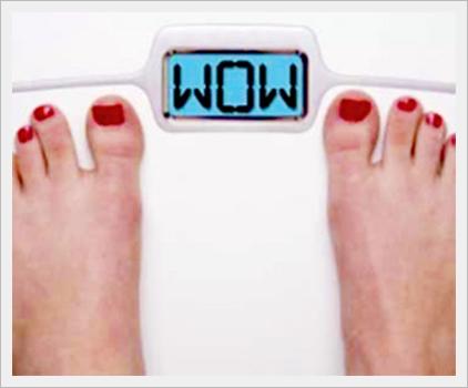 stabilizzazione del peso
