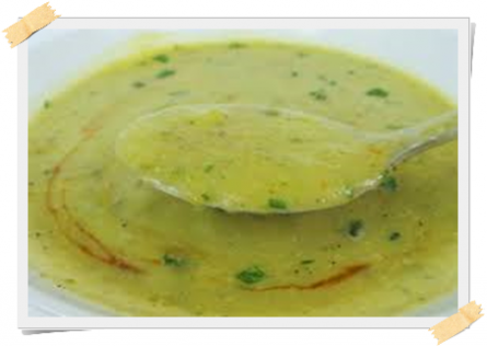 Ricetta della zuppa di verdure per la dieta Dukan