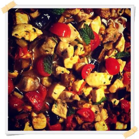 Pesce spada alla siciliana, ricetta per la dieta Dukan (dalla fase di crociera)