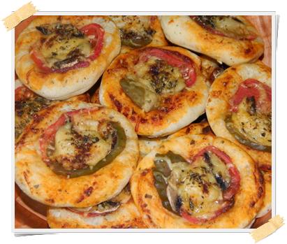Ricetta dukan delle mini pizze per la fase di crociera