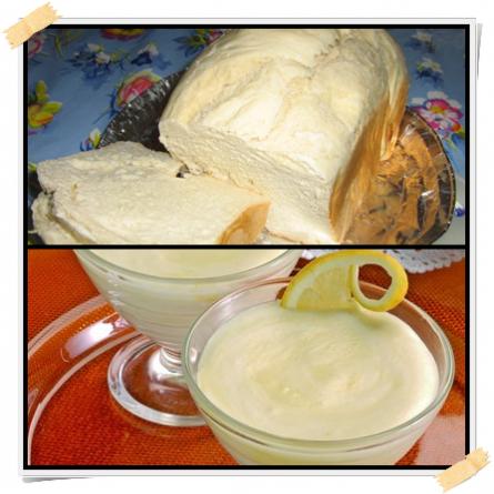 Ricette del pane Dukan e della mousse al limone