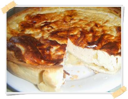 Ricetta dukan della torta salata alla ricotta (dalla fase di crociera)