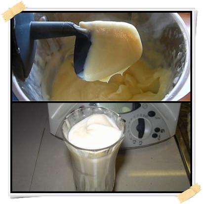 Ricette Bimby di dolci Dukan: crema pasticcera e sorbetto al limone
