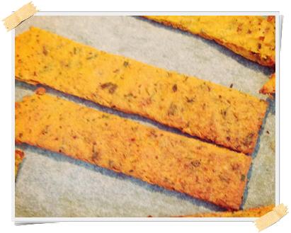Ricetta dei crackers di tofu per la dieta Dukan (dalla fase di attacco)