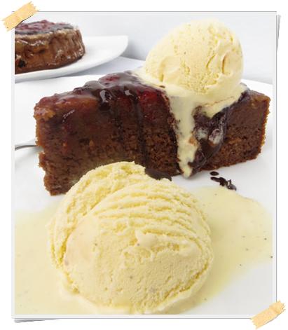 Ricette di dolci Dukan: torta ciocco espressa con gelato alla vaniglia (fase di crociera)